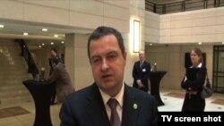 Ministar inostranih poslova Srbije Ivica Dačić