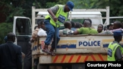 Police are regarded as the top most corrupt state agents in Africa.