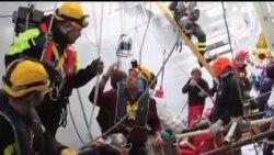 2012-02-23 粵語新聞: 意大利郵輪上又找到八具屍體