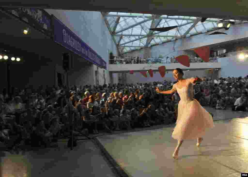Русский балет в Вашингтоне