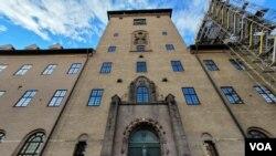 دادگاه حمید نوری در سوئد