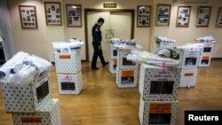 صندوق های رأی آماده است، ولی آیا رأیی به صندوق ها ریخته خواهد شد؟ بانکوک -اول فوریه