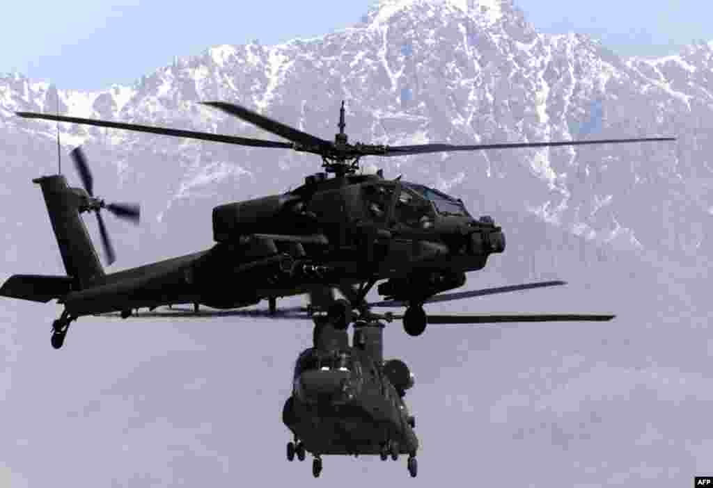 """Начало военной операции """"Анаконда"""". 2 марта 2002 года"""