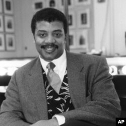 Astrophysicist Neil deGrasse Tyson is calling for a new golden era in space science.