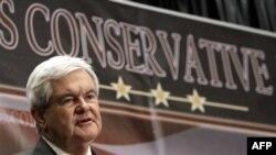 Cựu Chủ tịch Hạ Viện Hoa Kỳ Newt Gingrich