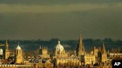Universitas Oxford Inggris (Foto: dok).