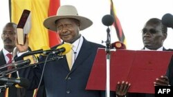 Tổng thống Uganda Yoweri Museveni