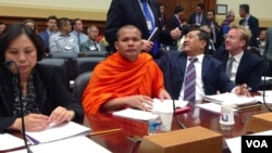 A Congressional subcommittee held a second hearing on human rights in Vietnam on Tuesday, which included testimony from a Khmer minority representative.