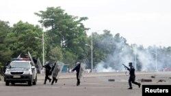 Zanga zanga a Jamhuriyar Dimokradiyar Congo