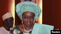 Ministar kudin Najeriya Kemi Adeosun da hukumar kwastan ke karkashinta