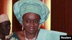 Kemi Adeosun, Ministar Kudin Najeriya