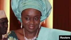 Ministar Kudin Najeriya, Kemi Adeosun, da hukumar kwastan ke karkashinta