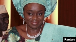 Nigerian Minista of Finance Kemi Adeosun