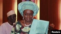 Ministar Kudi a Najeriya, Kemi Adeosun