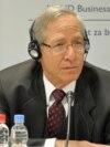 Serbia, Belgrade, Michael Kirby US diplomat