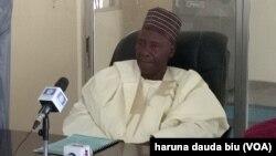 Shugaban hukumar zabe mai zaman kanta a Borno.