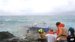 آسٹریلیا: کشتی کوحادثہ،درجنوں پناہ کےمتلاشی ہلاک