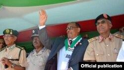 Madaxweynaha Somaliland Axmed Siilaanyo. (File Photo)