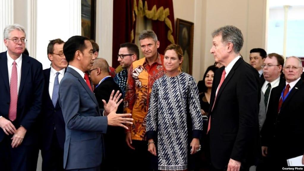 Temui Delegasi Eropa, Jokowi Protes Soal Diskriminasi Produk Kelapa Sawit Indonesia