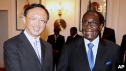 中國與非洲近年加強經貿合作(資料圖片)