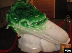 盐雕-翠玉白菜