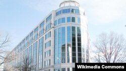 华盛顿的美国国际贸易委员会大楼(图片来自英语维基百科,Toytoy 拍摄)