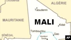 Cả hai con tin bị bắt cóc năm 2011 ở Mali.