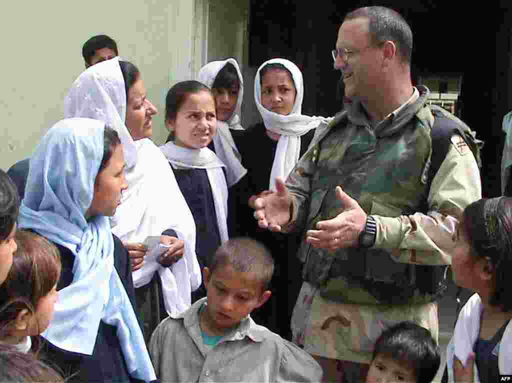 США в Афганистане: 10 лет спустя