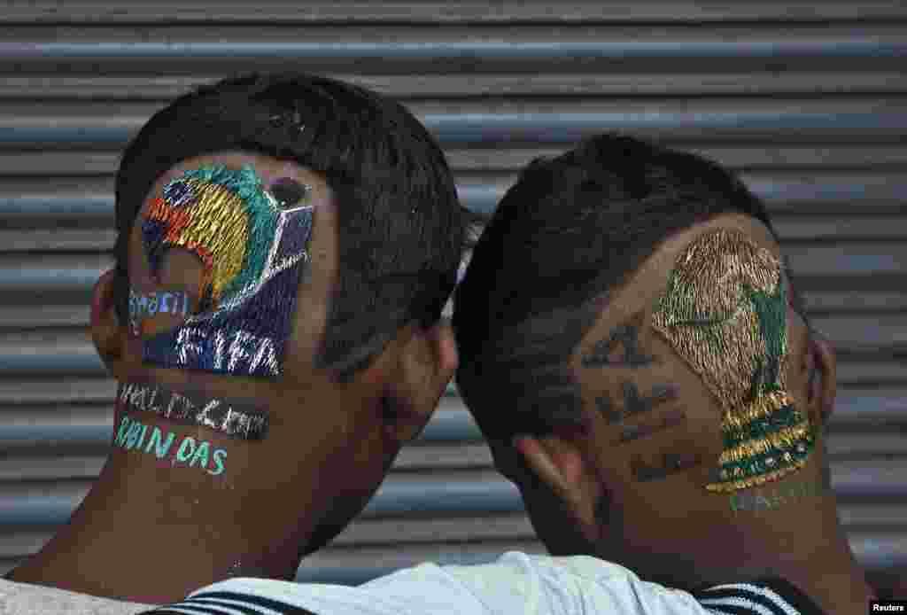 Dunyo futbol chempionatiga tayyorlanmoqda