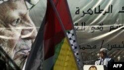 محمود عباس درخواست خود را برای متوقف شدن شهرک سازی در کرانه غربی تکرار می کند