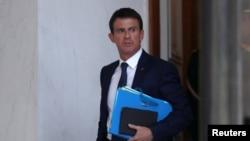 Manuel Valls, Umushikinganji wa mbere w'Ubufaransa