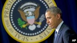 Prezident Barak Obama, 19-mart, 2014