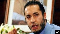 Saadi Gadhafi akamatwa akitorokea Mexico