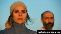 Səhər Dövlətşahi və Hadi Hicazifər (Ataby filmi)