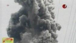 Two Indonesian Volcanos Erupt