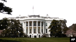 Gedung Putih, Washington DC (Foto: dok).