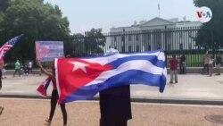 """Desde sanciones hasta """"ayuda humanitaria"""": las opciones que evalúa Biden sobre Cuba"""
