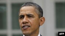Obama: Vdekja e Gadafit i tha fund një kapitulli të gjatë e të dhimbshëm për Libinë