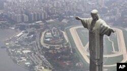 Kota Rio de Janeiro di Brazil.