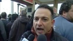 اعتصاب در سيسيلی (ايتاليا)