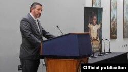 سناتور تد کروز در نشست آزادی مذهب و حقوق بشر در ایران