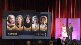 Konkurentet për Oscar si Aktorja më e Mirë