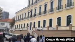 Palácio de Justiça Dona Joaquina, Luanda, Angola