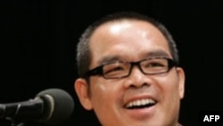 Nhà văn, nhà báo người Mỹ gốc Việt Andrew Lâm