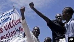 شمالی اور جنوبی سوڈان غیر فوجی سرحد پر قیام پر متفق