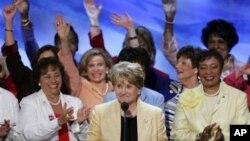 Presiden Obama memiliki keunggulan tipis atas Mitt Romney dalam hal dukungan dari blok pemilih perempuan AS (foto: dok).
