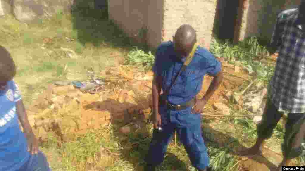 Burundi Mass Grave 9