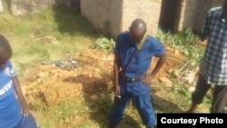 Fosses communes, Burundi.