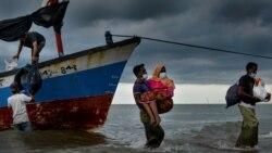 Aceh ခ႐ိုင္ကမ္းလြန္က ကယ္တင္ခဲ့တဲ့ ႐ိုဟင္ဂ်ာေတြထဲ ကေလးငယ္ အေယာက္ ၃၀ ပါ