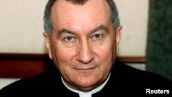 """Đức Giáo hoàng Phanxicô bổ nhiệm nhà ngoại giao kỳ cựu của Tòa thánh, Tổng giám mục Pietro Parolin làm tân Quốc vụ khanh, một chức vụ thường được gọi là """"phó giáo hoàng."""""""